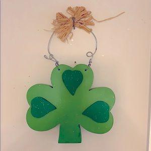 St. Patty's Day Lucky Irish Clover Decoration